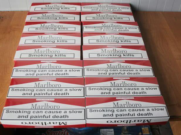 16 блоков сигарет из Абхазии не прошли таможню