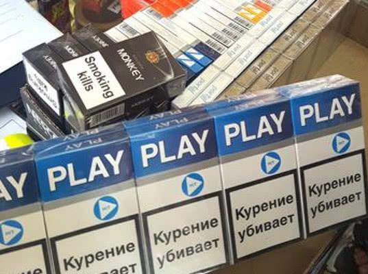 Более пяти тысяч пачек сигарет было выявлено в ходе выездных мероприятий астраханскими таможенниками