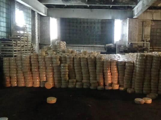 Челябинскими таможенниками выявлено 20 тонн европейского сыра