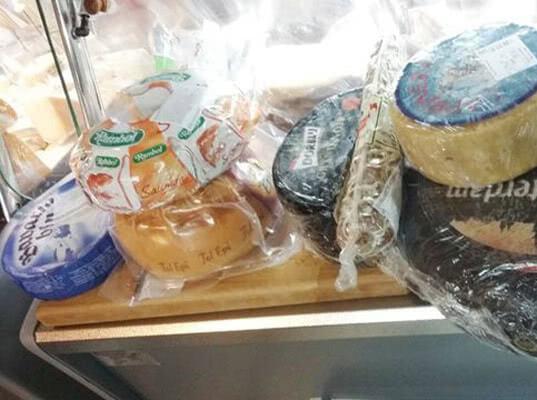 Сочинские таможенники обнаружили в ходе рейда более 43 кг «санкционных» продуктов - Криминал