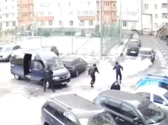Ролик, где «спецназ» не может поймать преступников, Росгвардия назвала постановкой (видео) - Экономика и общество