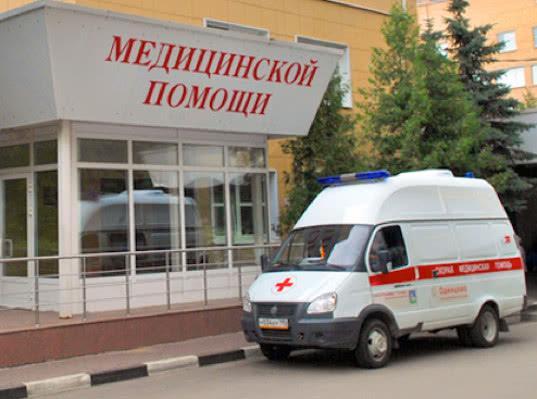Бастующих врачей заперли на станции скорой помощи во время визита прессы и сотрудников Минздрава