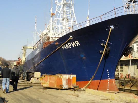 Украинский суд не стал арестовывать Марию, поставлявшую топливо Черноморскому флоту РФ - Логистика