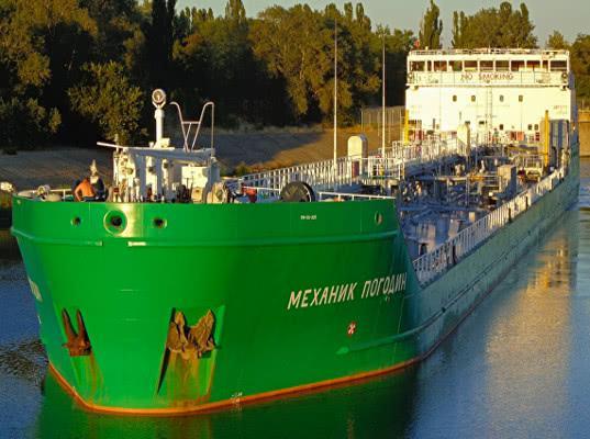 Экипаж находящегося в херсонском порту судна сообщил о попытках проникновения на него