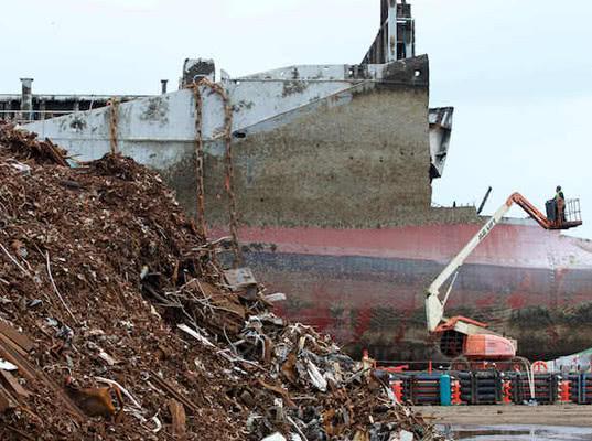 Чем грозит возможный запрет на экспорт металлолома - Обзор прессы