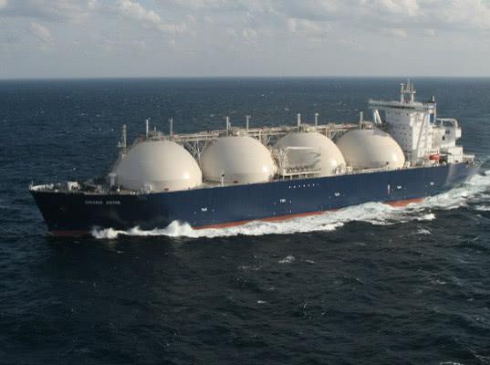 Китайские газовозы могут послужить России - Логистика