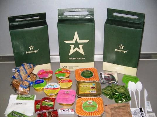 «Рособоронэкспорт» объявил закупку сухпайков для Венесуэлы на 14 млн руб. - Новости таможни