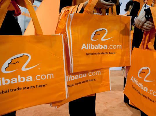 Alibaba начнет продавать в России продукты