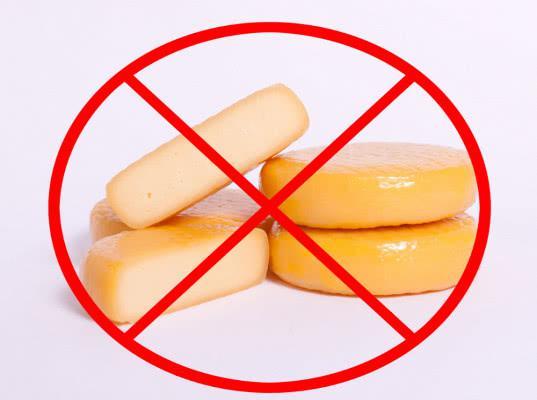 В Туле выявлено более четырех тонн фальсифицированного сыра