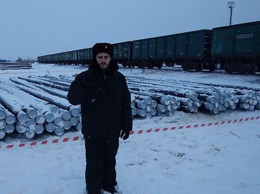 Транзит газа в Калининград