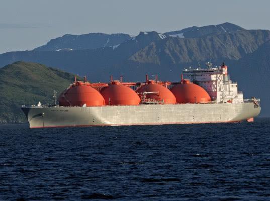 «НОВАТЭК» будет использовать порты Норвегии для перевалки СПГ