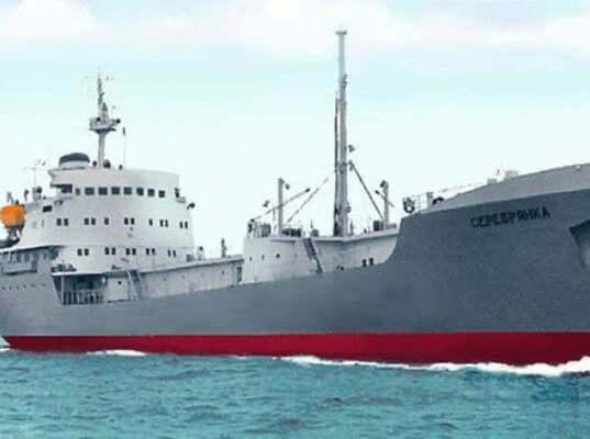 В Белое море вышел сборщик радиоактивных отходов - Логистика