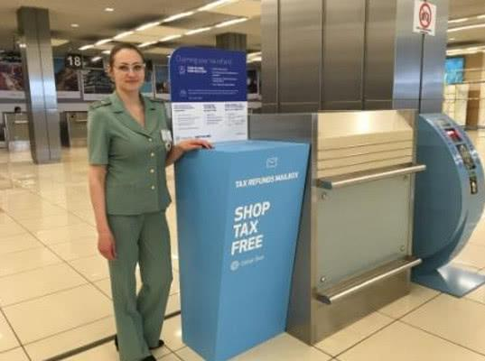 В Аэропорту Кольцово заработала система TAX FREE - Новости таможни