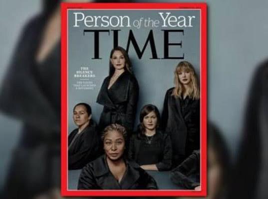 Time назвал человеком года участников движения против сексуального насилия - Экономика и общество