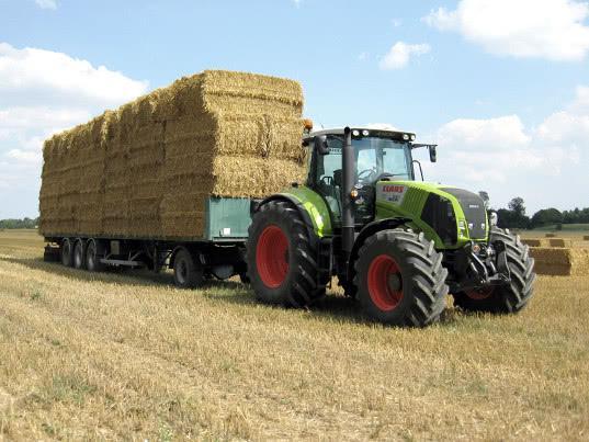 У сельскохозяйственных тракторов завершился переходный период - Новости таможни