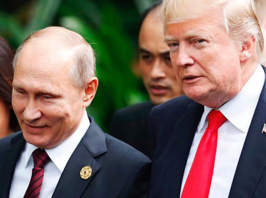 Путин и Трамп могут вновь встретиться в Финляндии. Возможно, даже в День всех влюблённых - Экономика и общество
