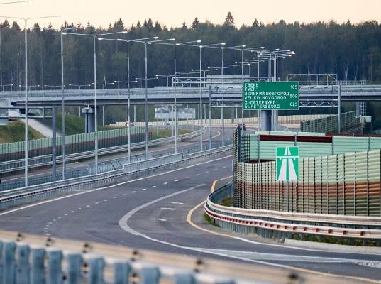 Медведев сделал платными последние два участка трассы М-11 - Логистика