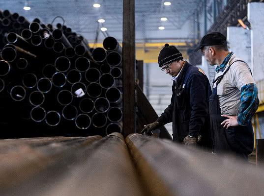 Трубники попросили Минпромторг запретить экспорт лома из-за его дефицита