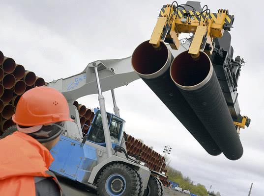 Nord Stream 2 подала заявку на прокладку Северного потока-2 в обход Дании - Экономика и общество