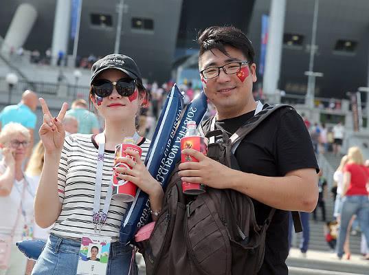 Китайские туристы «исчерпали» инфраструктурные возможности Петербурга