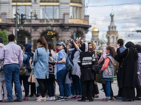 Привлечение иностранных туристов станет госпроектом