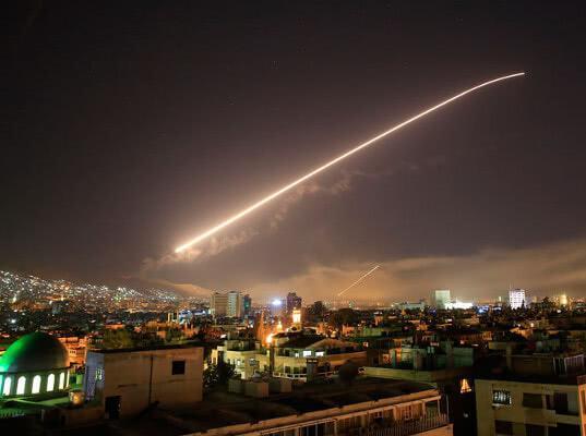 Трамп отдал приказ нанести удары по Сирии - Экономика и общество