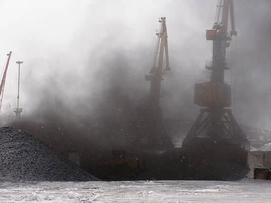 Угольную пыль из России вдуют в Индии, Китае и Европе - Новости таможни