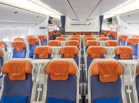 Пассажиры эконом-класса «Аэрофлота» за деньги смогут при покупке билета выбрать места - Логистика