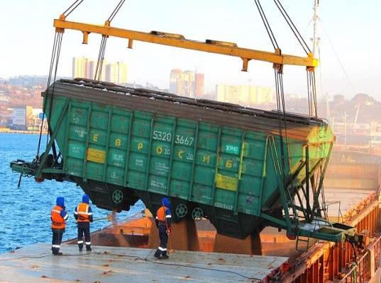 Латвийский порт Лиепая скоро останется без российского зерна - Логистика