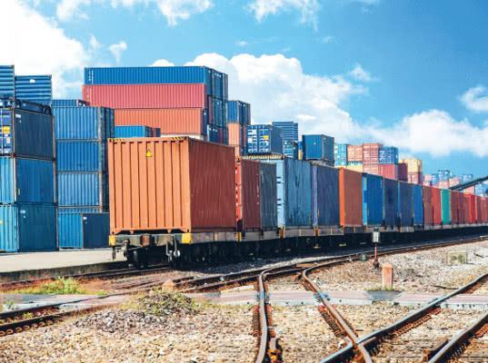 В январе-феврале текущего года перевозки контейнеров на Северной железной дороге выросли на 1% - Логистика