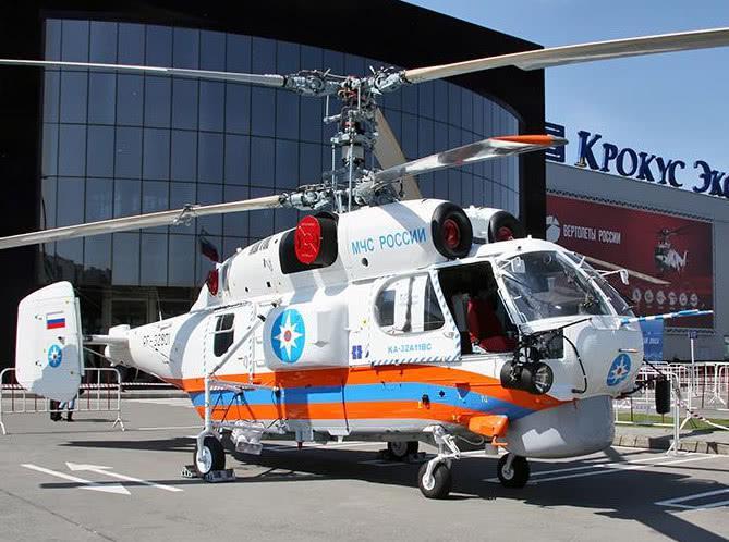 Россия и Турция обсуждают увеличение поставок вертолетов Ка-32