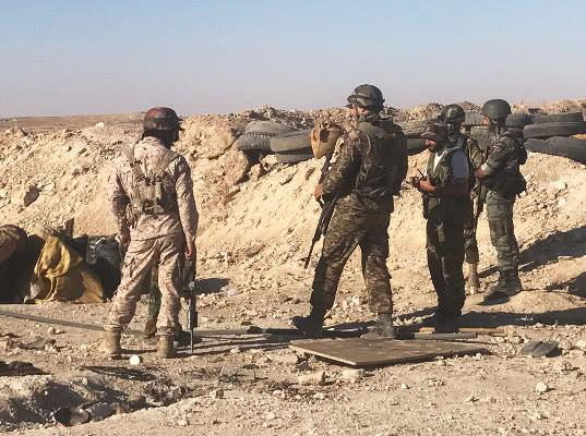 Российские военные уничтожили боевиков, обстрелявших авиабазу Хмеймим 31 декабря - Экономика и общество