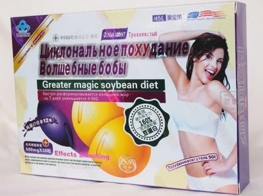 360 упаковок волшебных бобов с сибутрамином для циклонального похудания вёз россиянин из Китая - Криминал