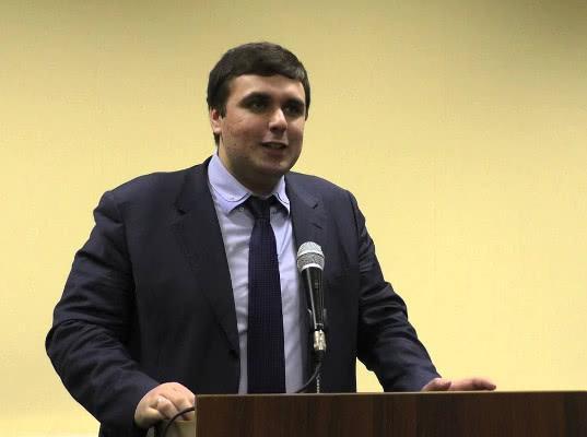 Константина Янкаускаса арестовали на 7 суток за встречу с избирателями на Трубной - Экономика и общество