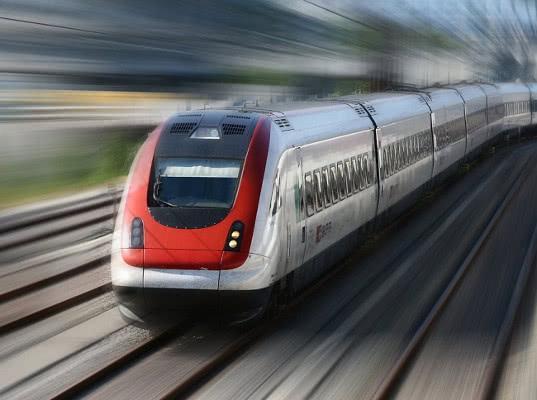 Создатель Angry birds хочет построить скоростную железную дорогу между Финляндией и РФ - Логистика