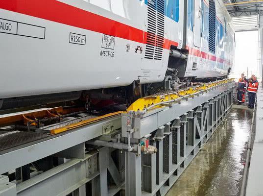 Китай представит поезда, меняющие колею на скорости 400 км/ч - Логистика