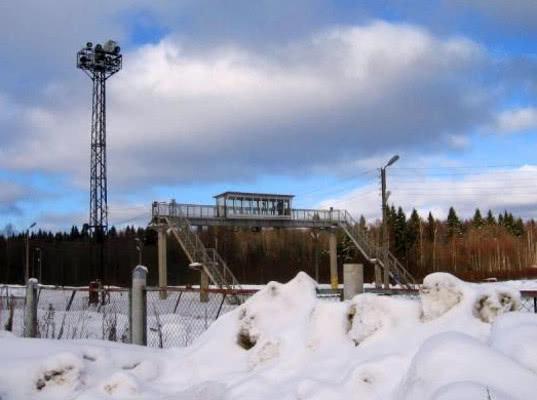Октябрьская дорога предлагает финским компаниям нарастить объем перевозок через российскую приграничную станцию Вяртсиля в Карелии