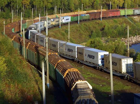 При перевозках грузов из Японии потенциал Транссиба используется не полностью