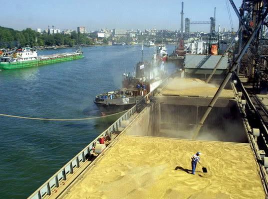 Китай к 2019 году завершит строительство порта для транспортировки российского зерна