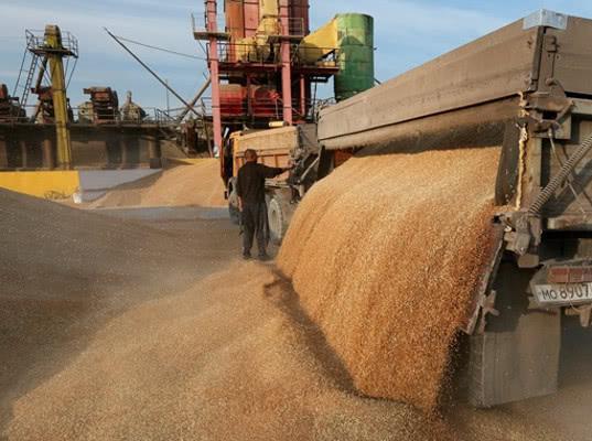 ОАО «РЖД» обеспечит экспорт зерна из удалённых областей