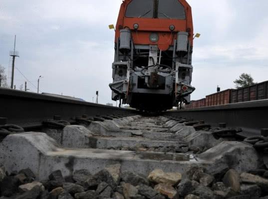 Более 50 км железной дороги Сахалина в 2018 году переведут на общероссийский стандарт