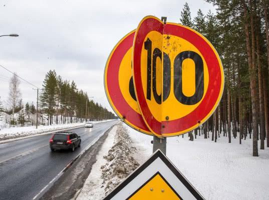В Финляндии могут изменить скоростной режим на трассах - Логистика