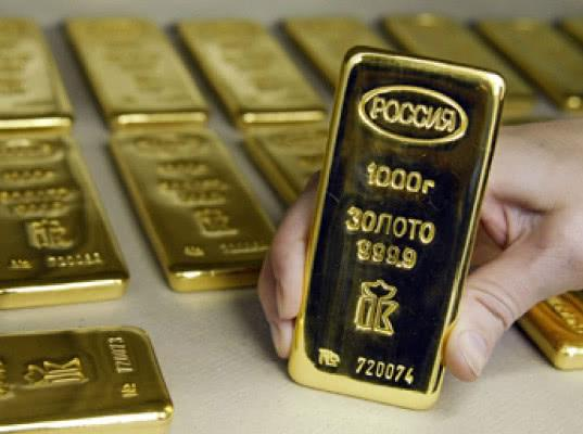 ЦБ поставил новый рекорд по закупкам золота в 2018 году