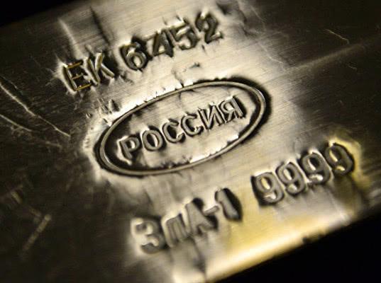 Россия не держит золотой запас в США, заявил Аксаков