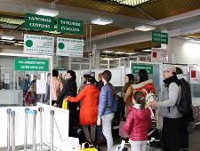 О результатах работы Иркутской таможни в международном аэропорту Иркутска в новогодние праздники - Новости таможни