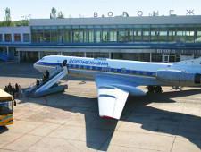 В дни новогодних каникул пассажиропоток через таможенный пост Аэропорт Воронеж увеличился в 8 раз - Новости таможни