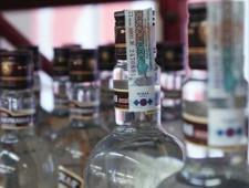 Экспорт водки из РФ за 10 месяцев вырос на 2,1%