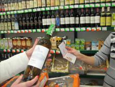 В России запретят продавать алкоголь 21-летним