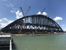 Строительство железной дороги по Крымскому мосту выйдет на пиковую мощность в 2018 году - Логистика