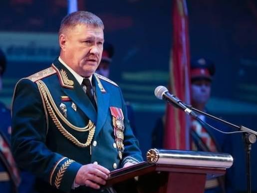 Минобороны РФ сообщило о гибели российского генерала в Сирии